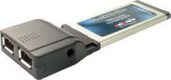 FireCard400-e™ 1394a ExpressCard/34