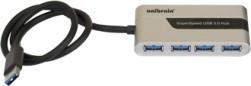 4 port mini USB 3.0 hub