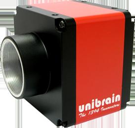 Unibrain 1394b (Firewire-800) industrial cameras ('Juniper' series)