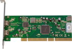 FireBoard 800? V.3 1394b PCI adapter