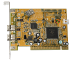 FireBoard 400™ 1394a Lynx-2 PCI adapter