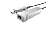 USB 3.0 Hybrid AOC extender Type-A to Female Type-A